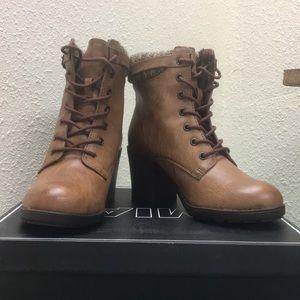 MIA George Heeled Boots